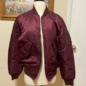 Bomber jacket by wallace and barnes. From Jcrew